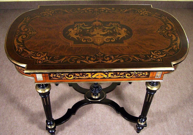 Casa rueda blog archive mesa estilo luis xvi con for Mesas puestas con estilo