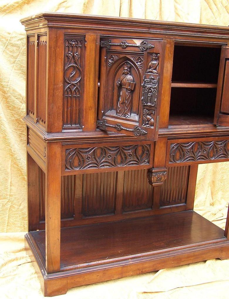 Casa Rueda Blog Archive Armario Belga Estilo G Tico M0070  # Muebles Goticos