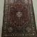 alfombra corta Persa en lana tejida a mano1