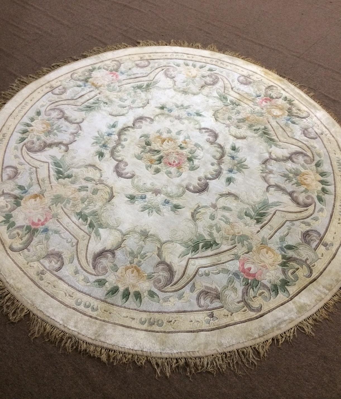 Casa rueda blog archive antigua alfombra en seda for Alfombras chinas